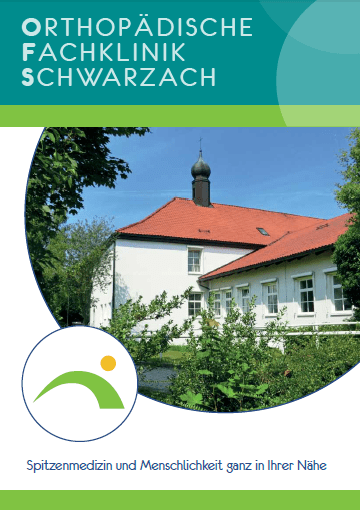 Titelseite OFS Schwarzach
